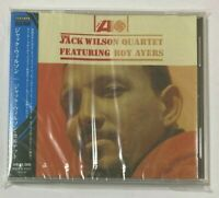 Jack Wilson SEALED BRAND NEW Jazz CD QUARTET Roy Ayers Japan OBI