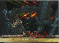The Hobbit Desolation Of Smaug Parallel Foil Base Card #57