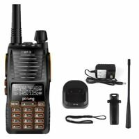 Baofeng GT-5 VHF/UHF 2m/70cm Band Ham FM Dual PTT Two-way Radio upgraded UV-82