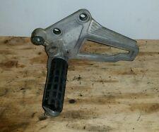 Kawasaki foot peg LH side