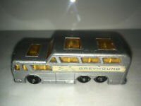 RARE VINTAGE 1967 Matchbox Lesney GREYHOUND COACH No. 66