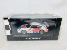 MINICHAMPS 1/43 Porsche 911 GT3 CUP Porsches carrera ASIA 2007 Mok Weng Sun