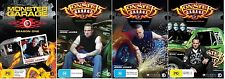 Monster Garage Series 1,2,3,4 (DVD Set) - Region 4
