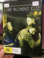 Time Without Pity ex-rental DVD (1957 British noir thriller movie) rare