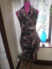 Amazing All Saints Tropic Dress Size 8 Excellent Condition