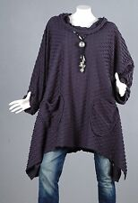 20 kaschierwunder tunique pull pull long top blouse haut laine 56 58 NEUF 3