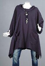 60 kaschierwunder tunique pull pull long top blouse haut laine 2XL 2 nouvelles