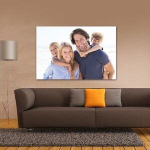 UPLOAD YOUR OWN PHOTO CANVAS. Landscape Photo Upload Perfect For Family, Friends