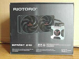 Riotoro BiFrost 240 AIO liquid CPU cooler 2