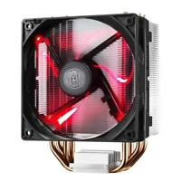 COOLER MASTER RR-212L-16PR-R1 Hyper 212 LED CPU Cooler with PWM Fan, Four D