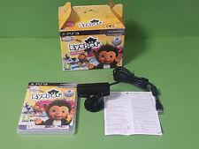 Juego EYEPET, cámara PlayStation Eye, Tarjeta Mágica paquete Sony PlayStation 3 PS3