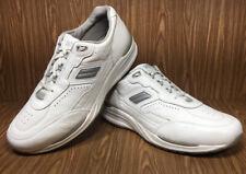 SAS Men's Journey Tripad Genuine Leather Comfort Sneakers White 13.5 M