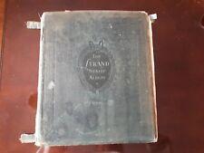 OLD STRAND STAMP ALBUM (1940): SUPER WORLD COLLECTION - 2300 OLD STAMPS.