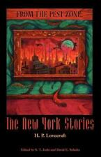 From the Pest Zone : Stories from New York by H. P. Lovecraft (2002, Paperback)