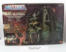 Castle Greyskull MIB Complete 1982 MOTU Mattel Masters of the Universe He-Man