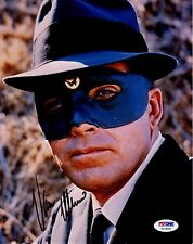 PSA/DNA VAN WILLIAMS AS THE GREEN HORNET AUTOGRAPHED-SIGNED 8X10 PHOTO AC16224