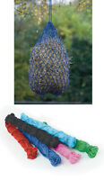 """Blue Haynet, Haylage net. Large 40"""" 1024  - Ideal to slow the quick eater."""