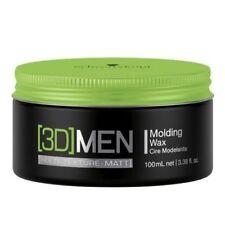 Schwarzkopf 3D Men Herren Molding Matt Haar Wax Cremewachs 100 ml