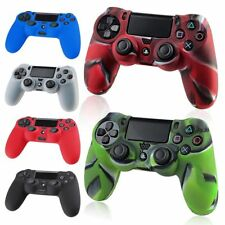 Силиконовый резиновый мягкий чехол гель кожа чехол для Sony PlayStation 4 PS4 контроллер