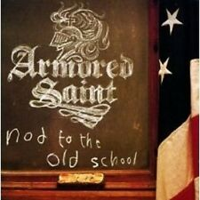 Armored Saint-nod to the old school CD