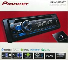 Pioneer - DEH-S4100BT - 1-DIN Car Stereo CD MP3 Built-in Bluetooth Receiver