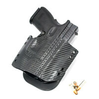 SW Smith /& Wesson OWB KYDEX PADDLE HOLSTER MULTIPLE COLORS AVAILABLE
