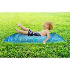 "Aqua Blob Sensory Water Bed Pillow Vestibular Autism Special Needs Mat 31"" x 40"""