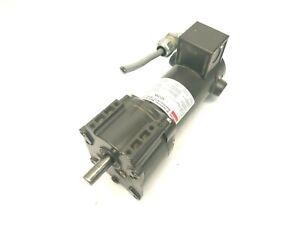 Dayton 4Z130A DC Gearmotor 1/8HP 90VDC 1.5A 24RPM
