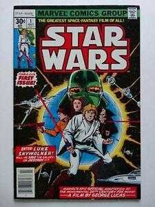 Star Wars 1 (1977) Higher Grade!  See Pics!