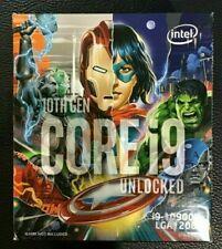Intel Core I9-10900K CPU Marvel's Avengers Collector's Edition - BX8070110900KA
