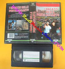 VHS film I RAGAZZI DELLA PORTA ACCANTO Charlie Sheen FONIT CETRA (F140) no dvd