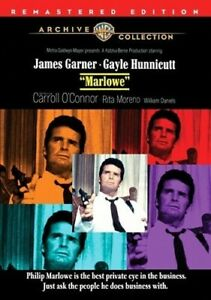 Marlowe - James Garner - New and Sealed  DVD