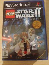 Lego Star Wars II - la trilogia classica ps2 ita