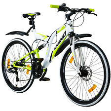MTB Mountainbike 26 Zoll Fully Galano Volt DS Jugendfahrrad 26