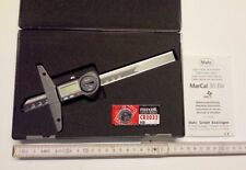 MAHR - DIGITAL DEPTH CALIPER - CALIBRO DIGITALE PER PROFONDITà - MARCAL 30 EW