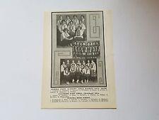 Duryea High School Elmira Free Academy 1923-24 Basketball Team Picture Girls