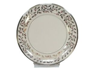 Lenox SOLITAIRE CHRISTMAS Accent Luncheon Plate 6124213