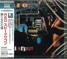 REO SPEEDWAGON-HI INFIDELITY-JAPAN BLU-SPEC CD2 D73