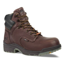 "Timberland Men's 53536 Titan 6"" Waterproof Soft Toe Work Boots --14US"