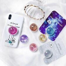 Phone Holder Stand Grip Universal Expanding Bracket For iPhone Samsung Glitter