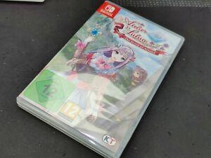 Spiel: Atelier Lulua - Scion of Arland - Nintendo Switch Game - Zustand: Wie Neu
