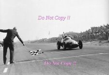 Jo bonnier brm P25 winner dutch grand prix 1959 photo