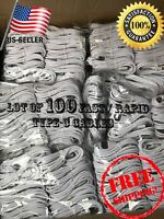 100X OEM USB Type C Cable Charge Cord for Samsung Galaxy S8 Plus LG G5 G6