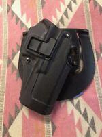 Blackhawk CQC SERPA Holster RH for Glock 19 23