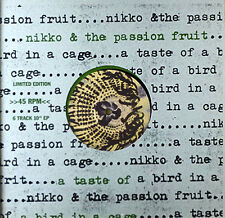 "Nikko & the passion Fruit-a touche of a Bird in a Cage-EP 10"" - LP-l2606"