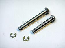 NEW SUZUKI GAS FUEL TANK CAP LATCH LID PINS 1973-1977 TS185 SIERRA TS 185