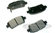 Disc Brake Pad Set-Ceramic Pads Front Tru Star CBP822