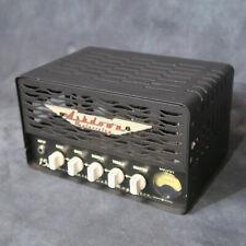Ashdown CTM-15 All Valve 15 Watt Bass Guitar Amp Head