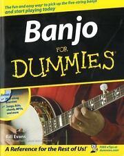 Banjo For Dummies, Good Books