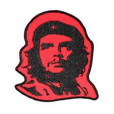 Che Guevara Cuba Argentina guerrilla leader military Red Emblem Shirt Iron Patch